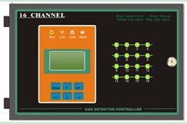 分线式十五通道QD6000型bobapp客户端报警控制器