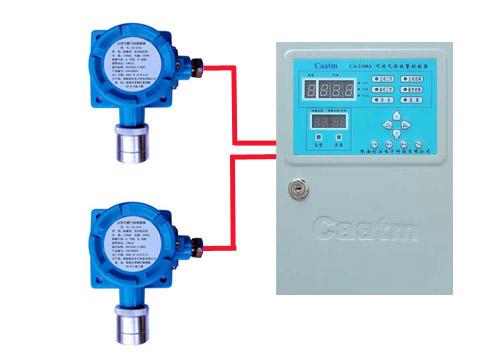 CA-2100A分线制可燃bobapp客户端报警控制器,厂家安装
