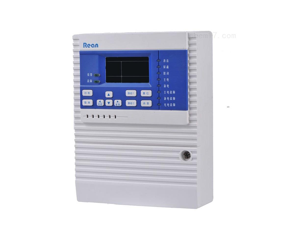 总线式RBK-6000-ZL9型bobapp客户端报警控制器9通道